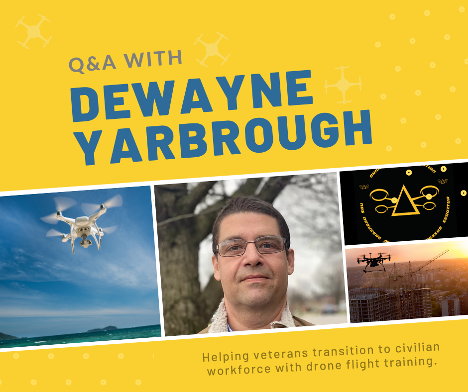 Dynamic Drone Solution Helps Veterans Soar to New Heights