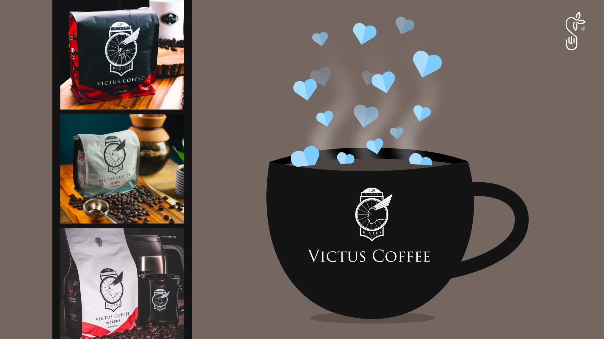 Victus Coffee Fuels Great Causes with Every Sip